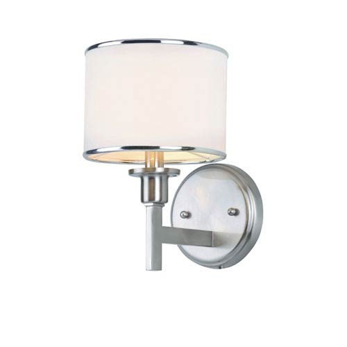 Cadence 10 Inch Wall Sconce -Brushed Nickel