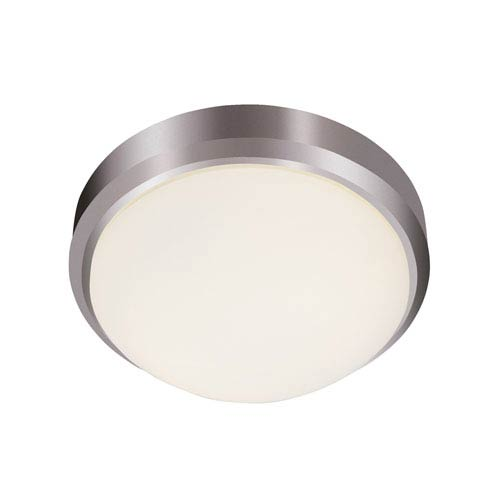 Trans Globe Lighting Classic Frosted 13 Inch Flush-Mount