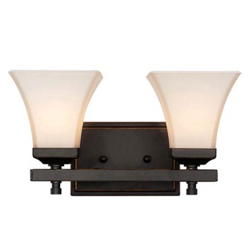 Castelle Oil Rubbed Bronze Two-Light Wall Sconce
