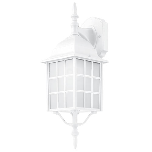Trans Globe Lighting City Mission 19 Inch Wall Bracket -White
