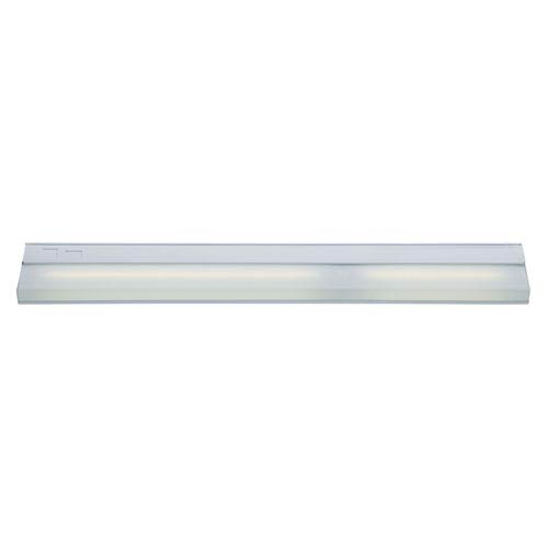 Trans Globe Lighting White Fluorescent Two-Light 33-Inch Wide Under Cabinet