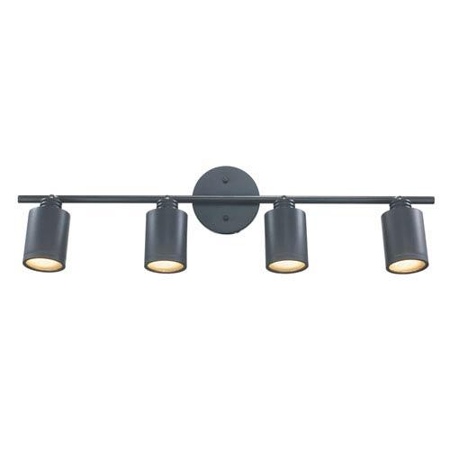 Holdrege Oil Rubbed Bronze Four-Light Halogen Track Light  sc 1 st  Bellacor & Trans Globe Lighting Track Lighting | Bellacor