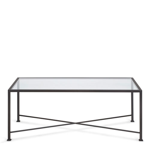 Diversey Glass Coffee Table