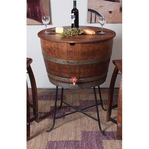 Pine Bistro Barrel Cooler