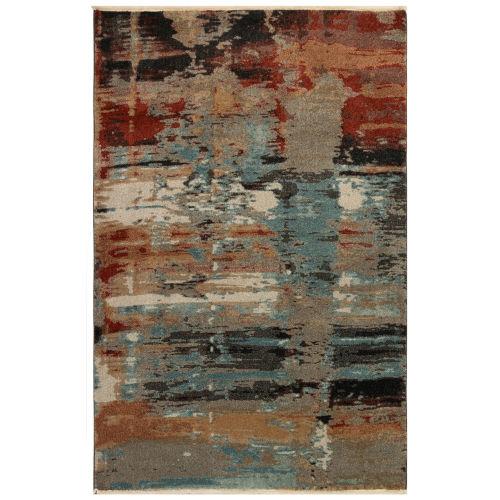 Liora Manne Ashford Multicolor Abstract Indoor Rug