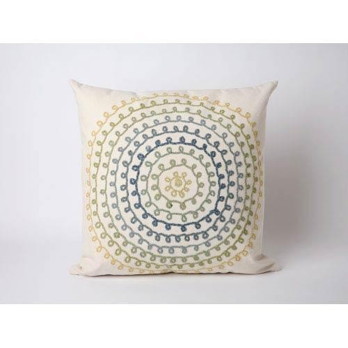Trans Ocean Import Ombre Threads Cool Pillow