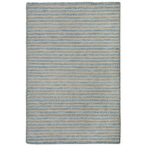 Trans Ocean Import Liora Manne Mojave Blue Rectangular 2 Ft X 3 Indoor Outdoor Rug