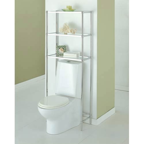 Glacier Three Shelf Spacesaver