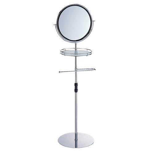 Adjustable Vanity Table with Mirror