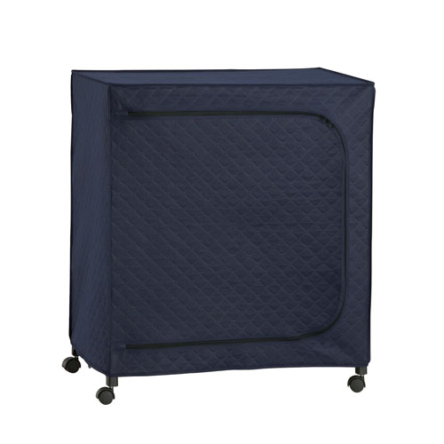 Sapphire Blue Utility Storage Closet