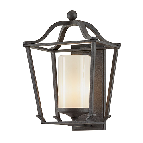 Princeton French Iron 13-Inch One-Light Wall Sconce