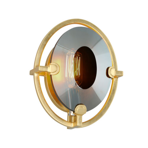 Prism Gold Seven-Inch One-Light ADA Wall Sconce