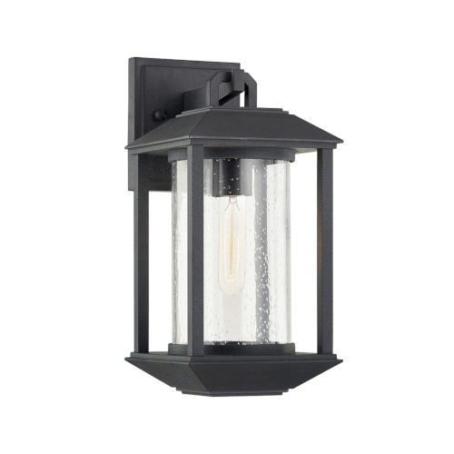 Mccarthy Weathered Graphite One-Light Wall Sconce