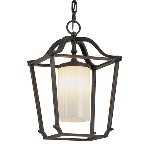 Princeton French Iron One-Light Pendant