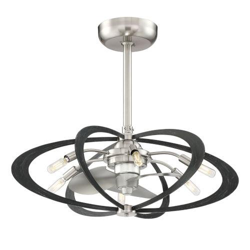 Aspect 28-Inch Six-Light Ceiling Fan