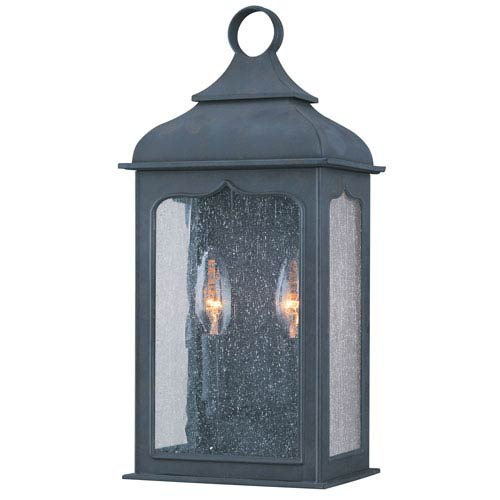Williamsburg® Henry Street Small Two-Light Outdoor Wall Mount