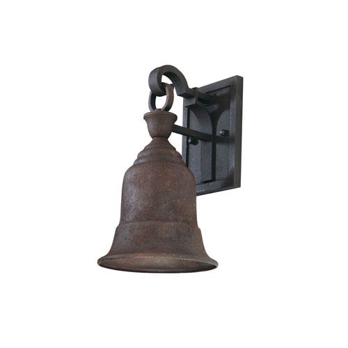 Liberty Centennial Rust One-Light Dark Sky Small Outdoor Wall Mount
