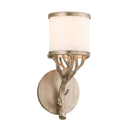 Troy Whitman Vienna Bronze One Light Vanity Fixture