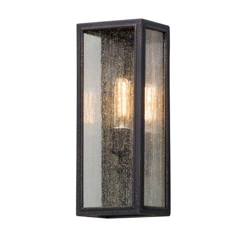 Dixon Vintage Bronze 6.5-Inch One-Light Outdoor Wall Lantern