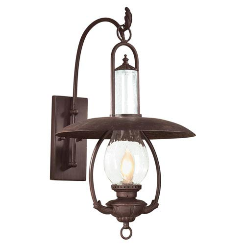 La Grange One-Light Outdoor Wall Mount