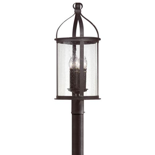 Troy Scarsdale Large Outdoor Post Mount