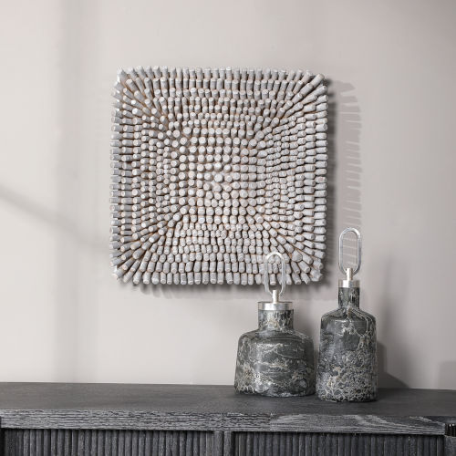 Portside Brown 24-Inch Wall Panel