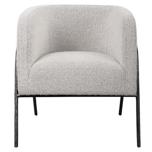 Jacobsen Gray Accent Chair