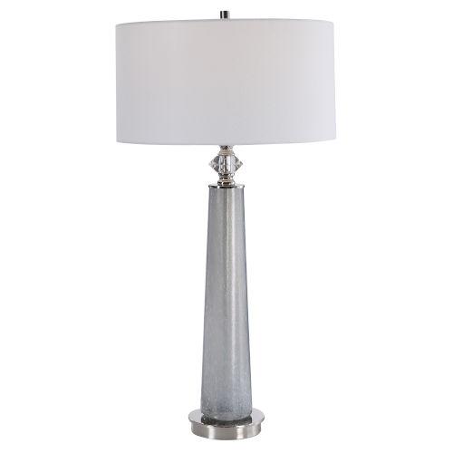 Grayton Polished Nickel Table Lamp