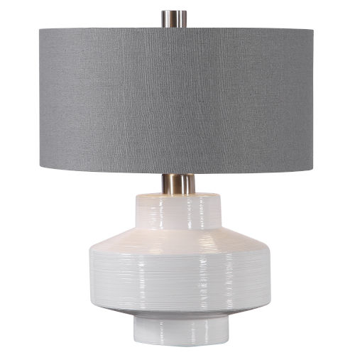 Crosby Brushed Nickel Table Lamp