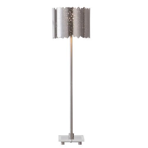 Baradla Nickel 1-Light Buffet Lamp