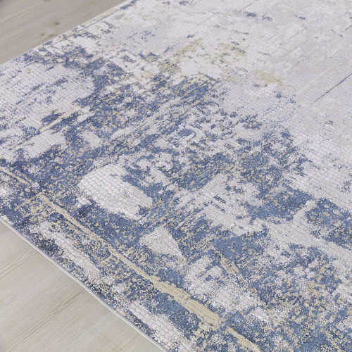 Hamida Indigo Rectangular: 2 Ft. x 3 Ft. Rug