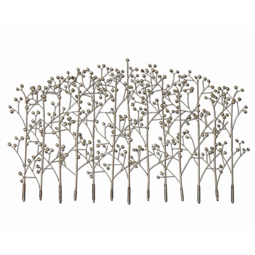 Uttermost Iron Trees Metal Wall Art 05018 | Bellacor
