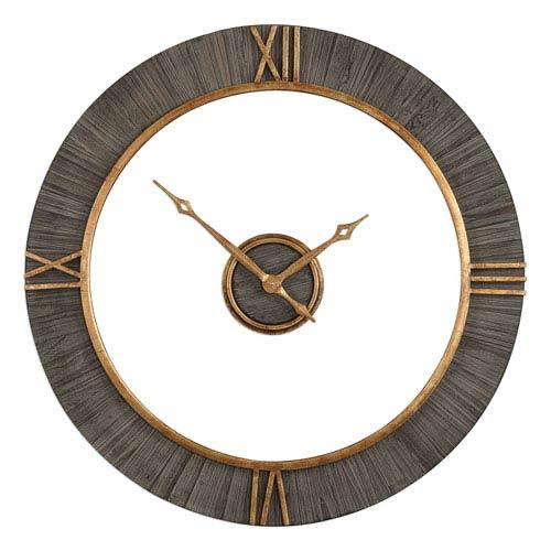 Uttermost Alphonzo Modern Wall Clock