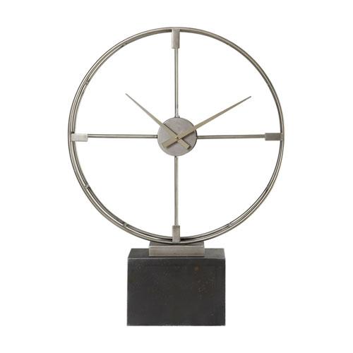 Janya Contemporary Table Clock