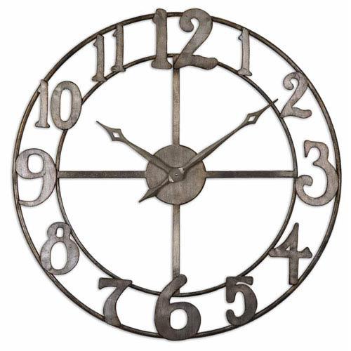 Uttermost Delevan Clock