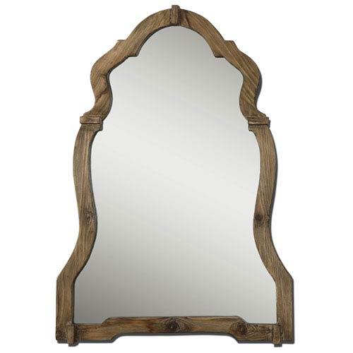 Agustin Walnut Mirror