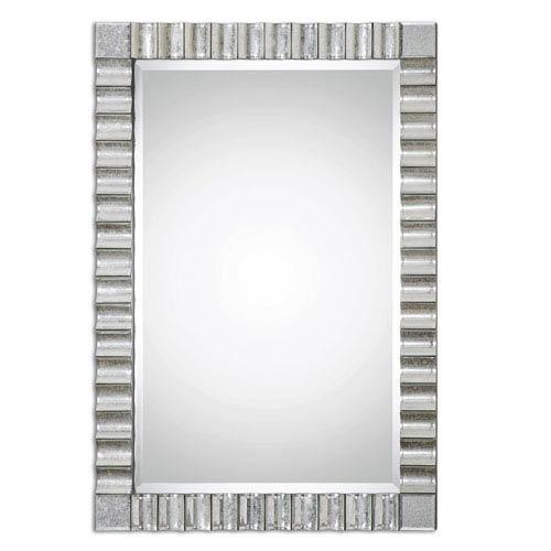 Amisos Scalloped Wall Mirror