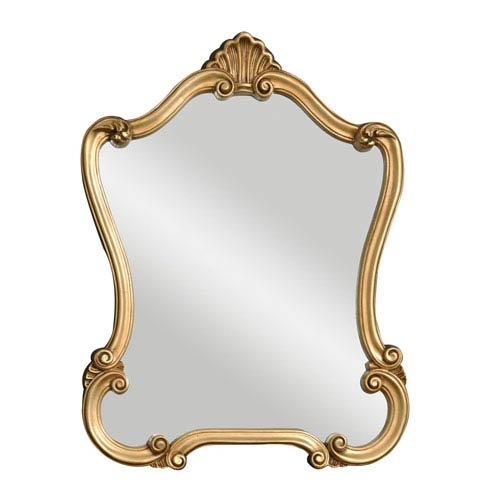 Uttermost Walton Hall Gold Mirror