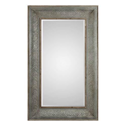 Uttermost Bianca Aged Gray Mirror
