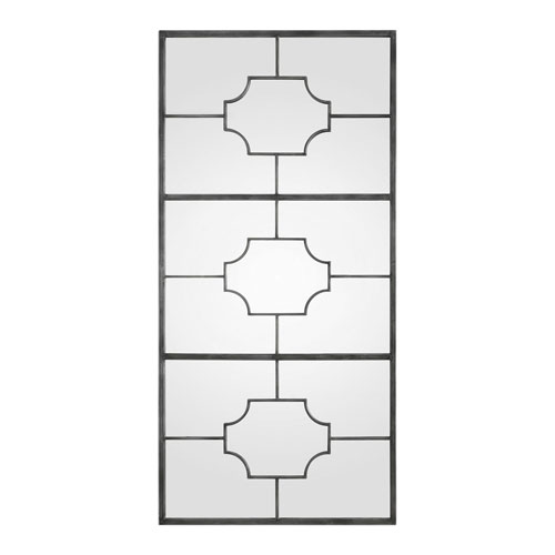 Genell Silver Mirror
