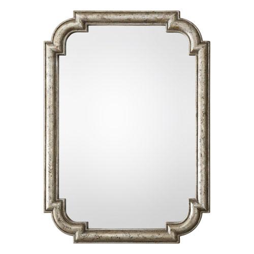 Calanna Antique Silver Mirror