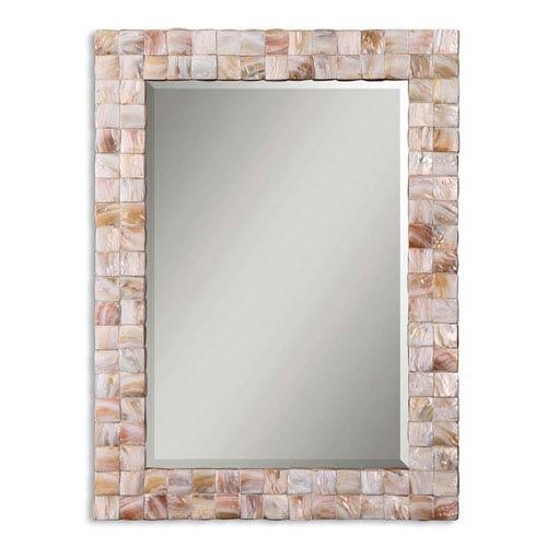 Vivian Mother of Pearl Wall Mirror