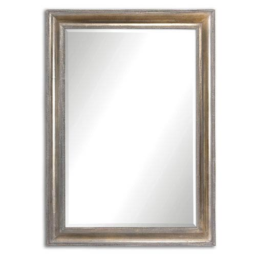 Uttermost Avelina Oxidized Silver Arched Mirror