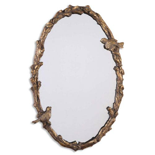 Paza Oval Mirror