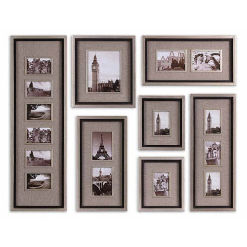 Massena Photo Collage, Set of Seven
