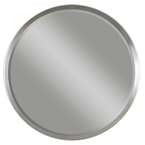 Serenza Silver Mirror