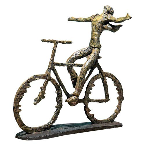 Freedom Rider Sculpture
