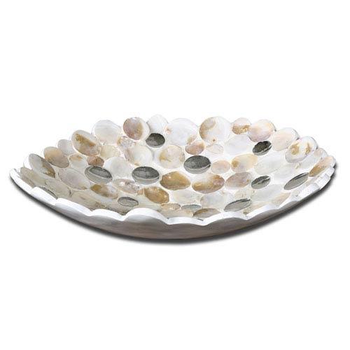 Capiz Ivory Bowl