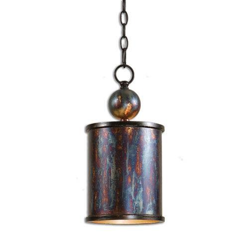 Albiano Oxidized Bronze Mini-Pendant