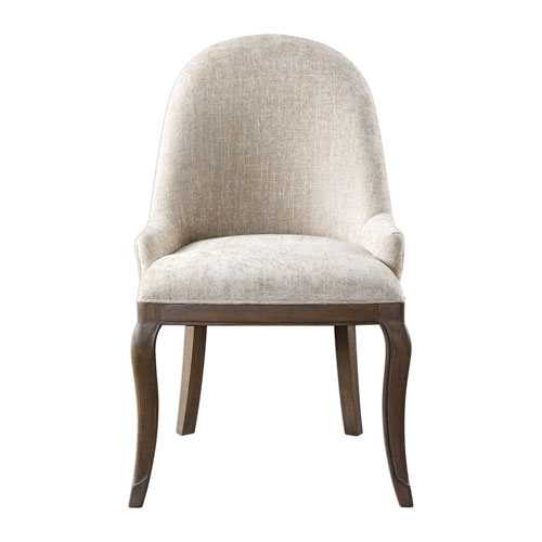 Dariela Chenille Accent Chair